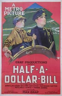 Half-a-Dollar Bill poster