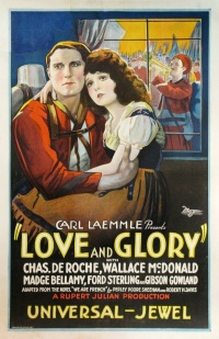Love and Glory poster