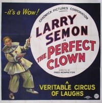 The Perfect Clown poster