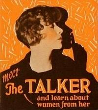 The Talker poster