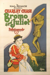 Bromo and Juliet poster