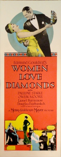 Women Love Diamonds poster