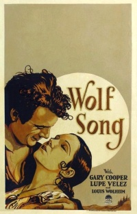 The Wolf Song poster