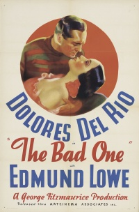The Bad One poster