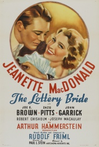 The Lottery Bride poster