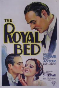 The Royal Bed poster