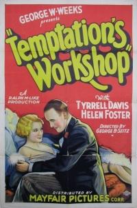 Temptation's Workshop poster