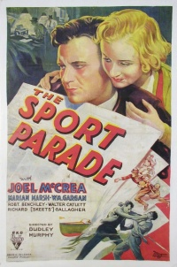 The Sport Parade poster