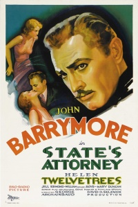 State's Attorney poster