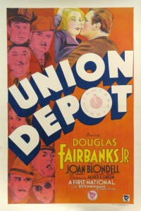 Union Depot poster