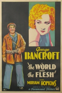 The World and the Flesh poster