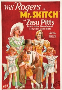 Mr. Skitch poster