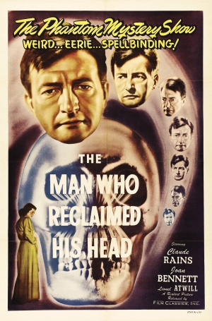The Man Who Reclaimed His Head 2141x3250
