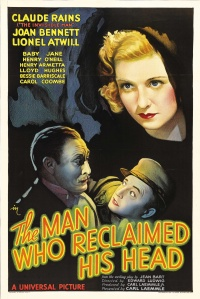 The Man Who Reclaimed His Head poster