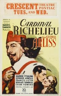 Cardinal Richelieu poster