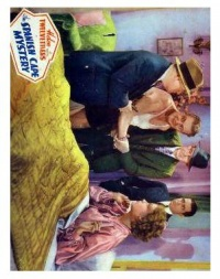 The Spanish Cape Mystery poster
