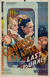 The Last Journey poster