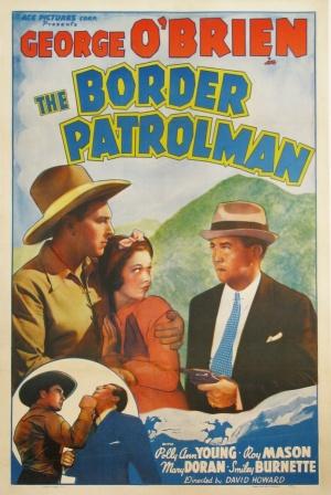 The Border Patrolman 600x895