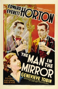 The Man in the Mirror poster
