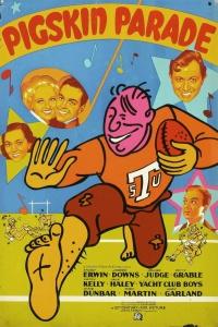 Pigskin Parade poster