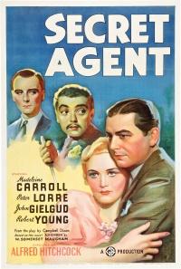 Laugh Track: Secret Agent poster