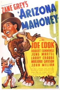 Arizona Mahoney poster