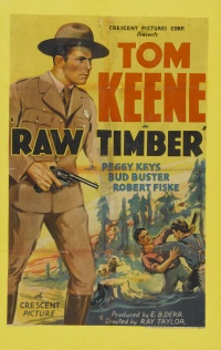 Raw Timber poster