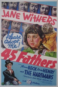 45 Fathers poster