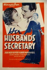 Her Husband's Secretary poster