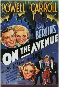 On the Avenue poster