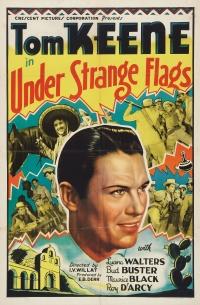 Under Strange Flags poster