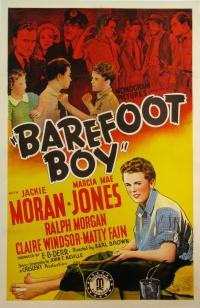 Barefoot Boy poster