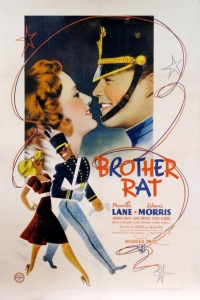 Brother Rat poster