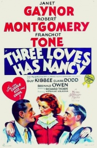 Three Loves Has Nancy poster