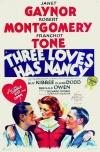Three Loves Has Nancy poster