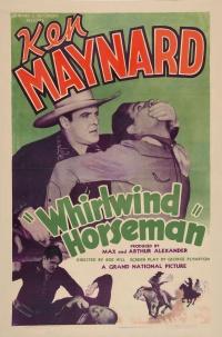 Whirlwind Horseman poster