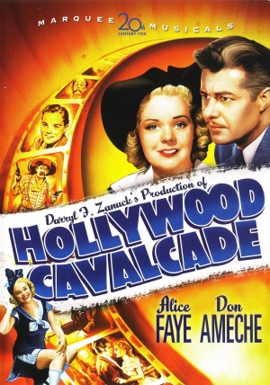 Hollywood Cavalcade 1266x1805