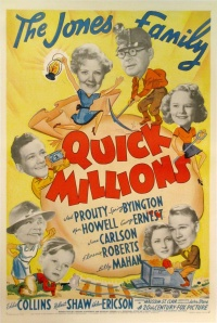 Quick Millions poster