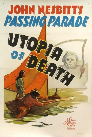 Utopia of Death Poster