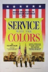 Service with the Colors Poster