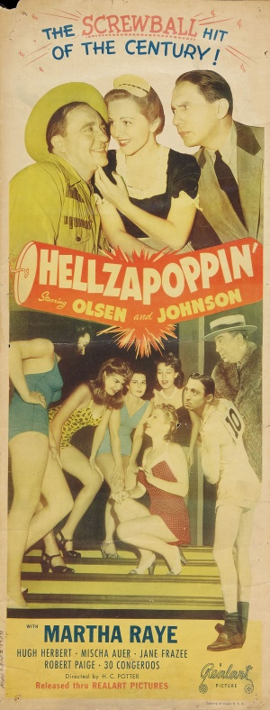 Hellzapoppin' 1124x2952
