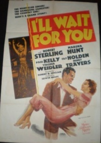 I'll Wait for You poster