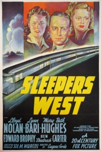 Sleepers West poster