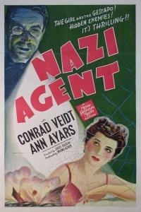 Nazi Agent poster