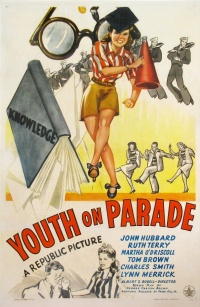 Youth on Parade poster