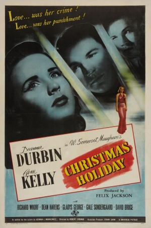 Christmas Holiday Poster