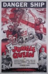 Jungle Queen Poster