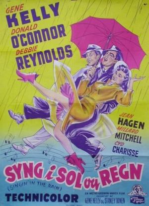 Singin' in the Rain 435x600