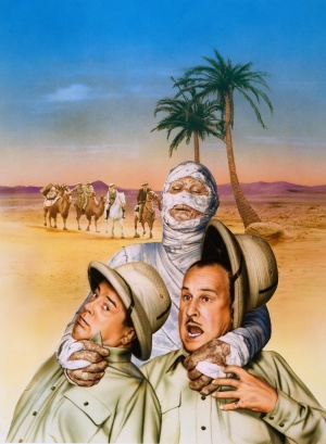 Abbott and Costello Meet the Mummy 2200x3000