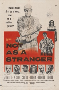 Not as a Stranger poster